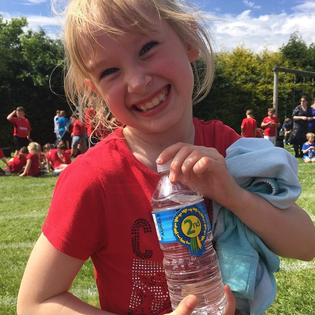 #sportsday #sportsday2015 #2nd #happy #sun #8yearsold