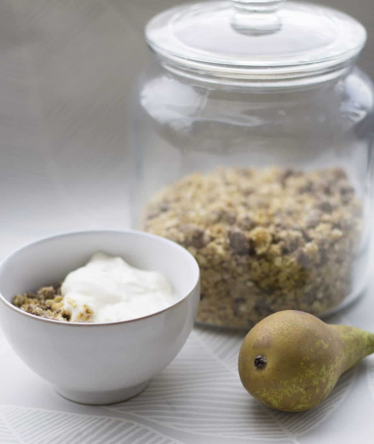 maple granola recipe