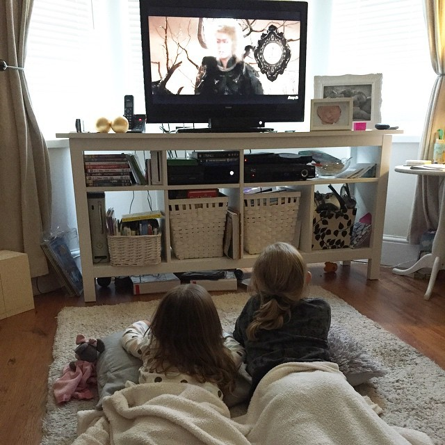 Movie night! #labyrinth