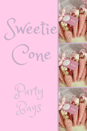 Sweet Cone Party Bags