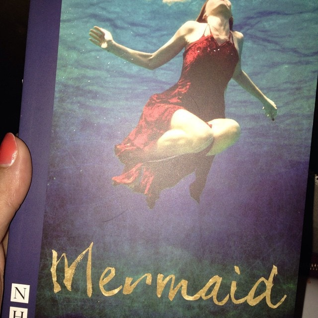 Really looking forward to this! #mermaid @shermancymru #theatre #datenight