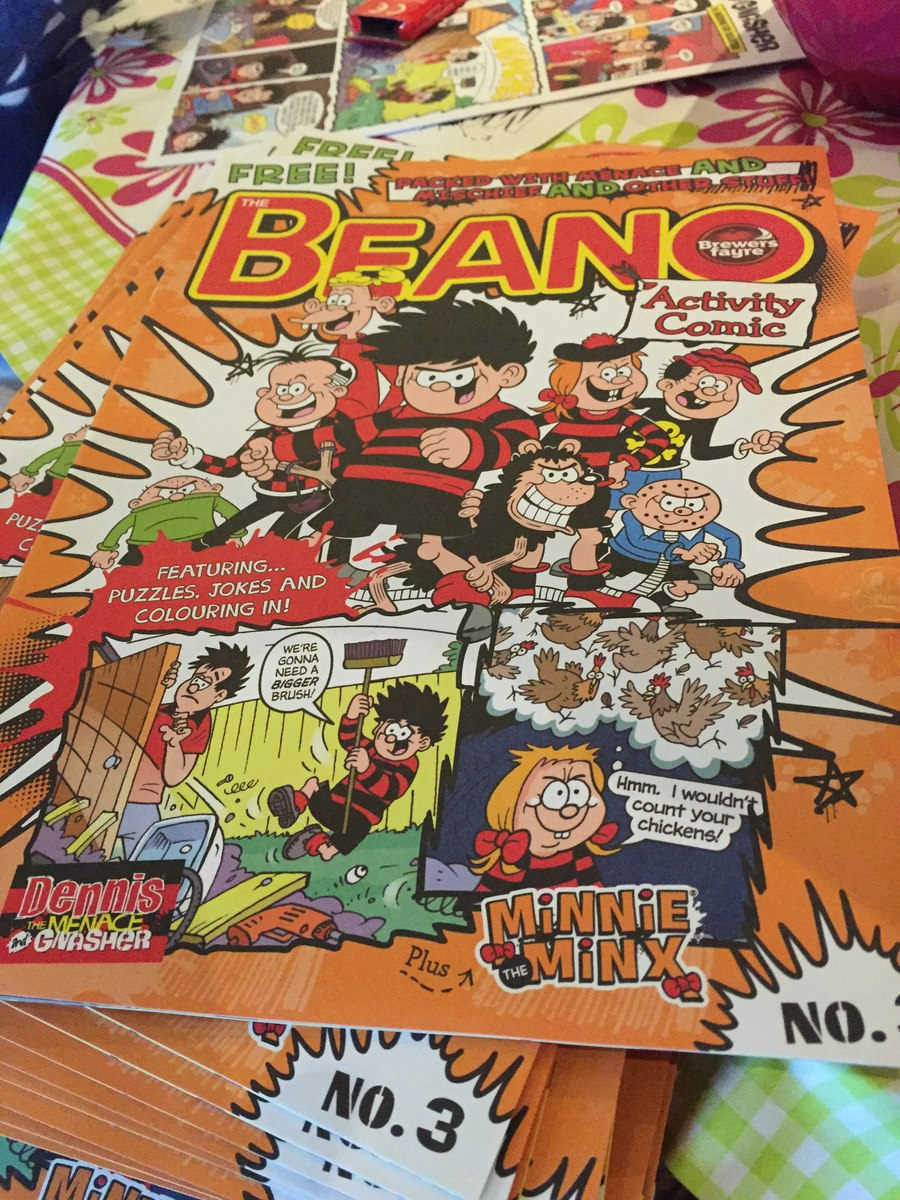brewers fayre beano