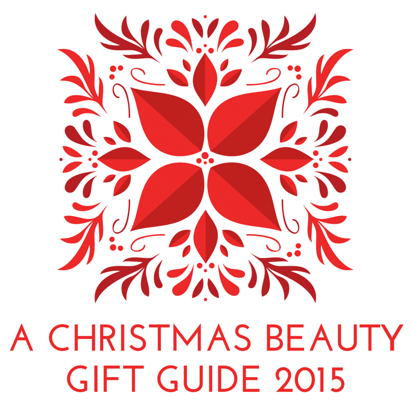 A christmas beauty gift guide 2015
