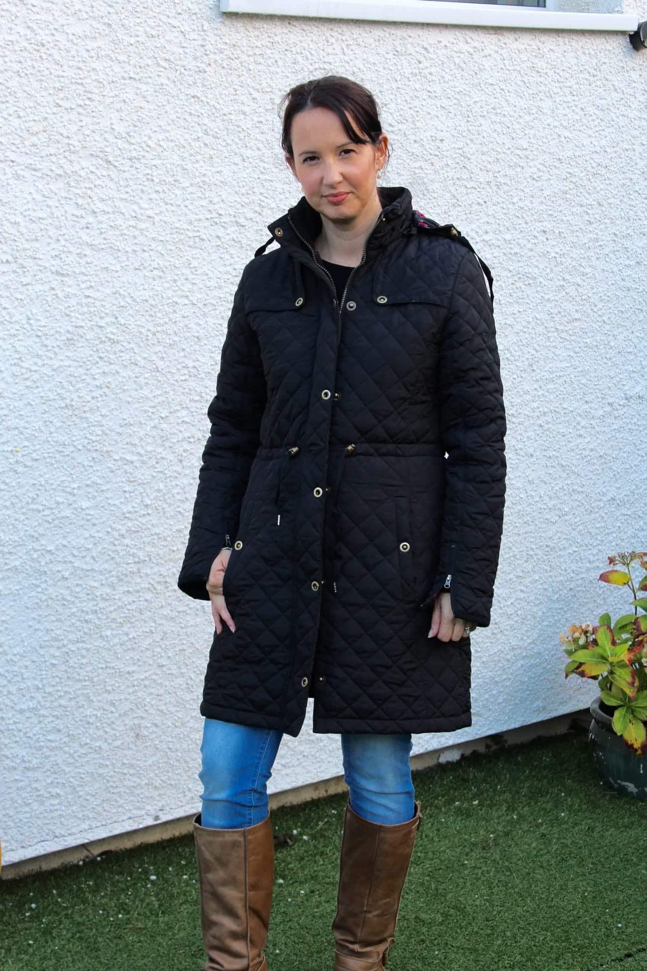 target dry cheltenham coat