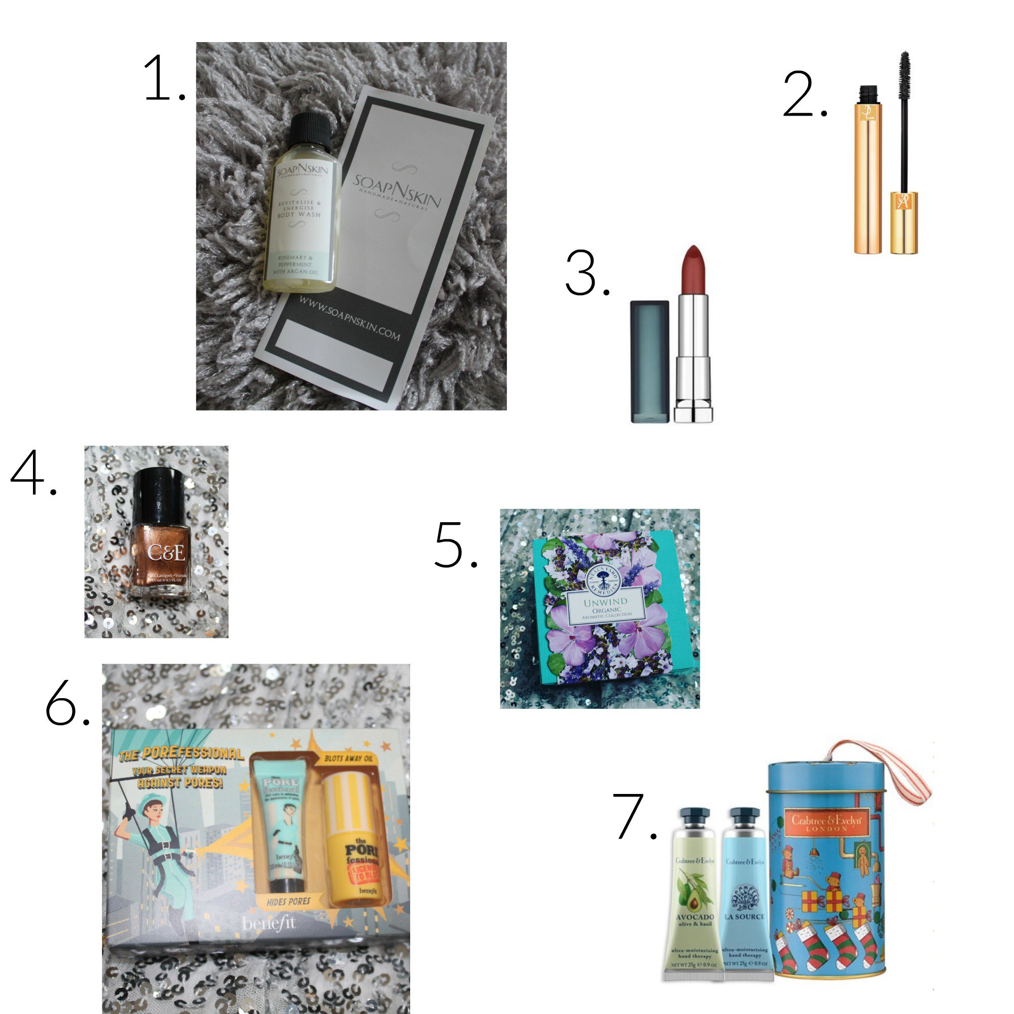 beauty christmas gift guide 2015