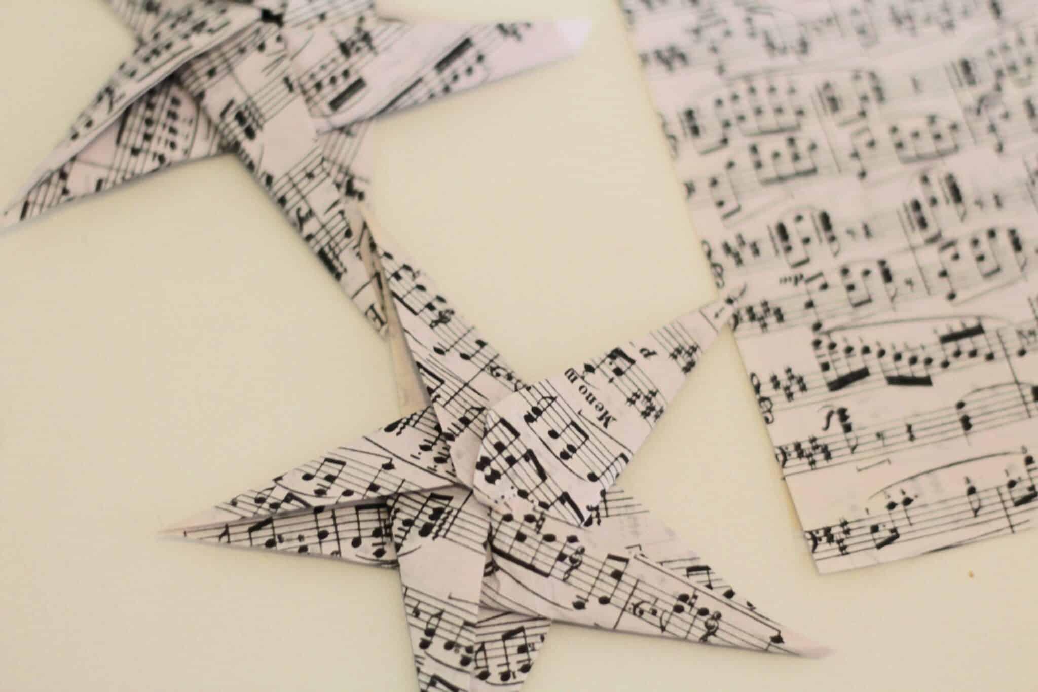 origami paper stars