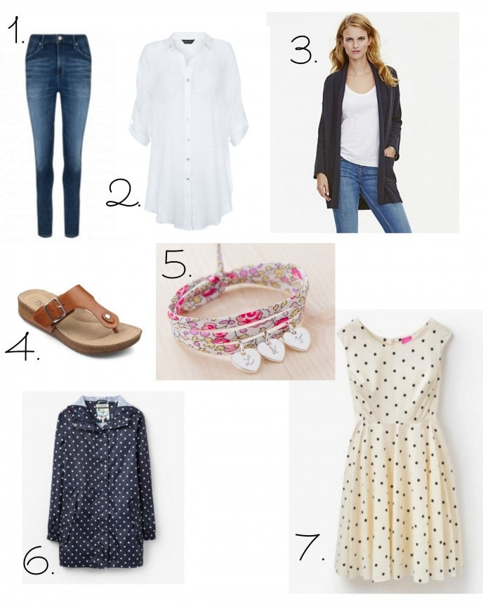 spring 2016 clothing wishlist
