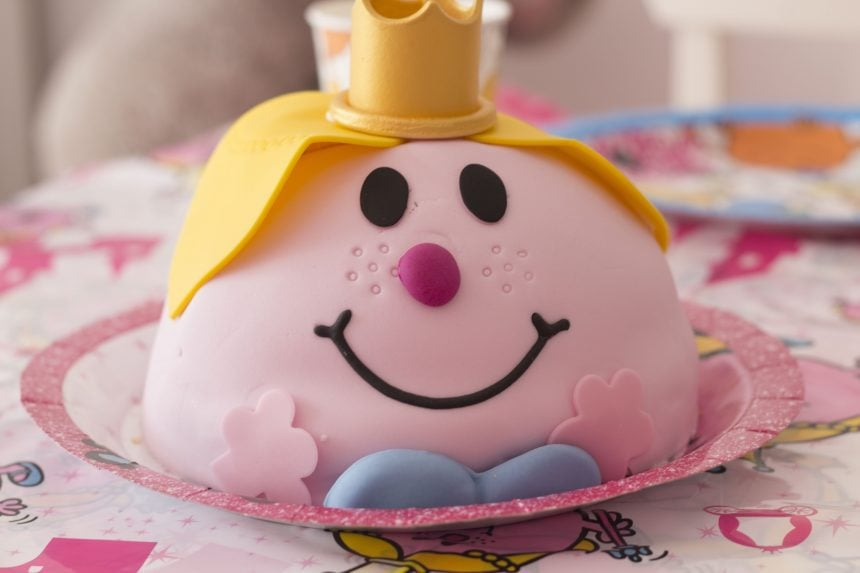 A Little Miss Birthday Party We Made This Life - Little miss birthday cake