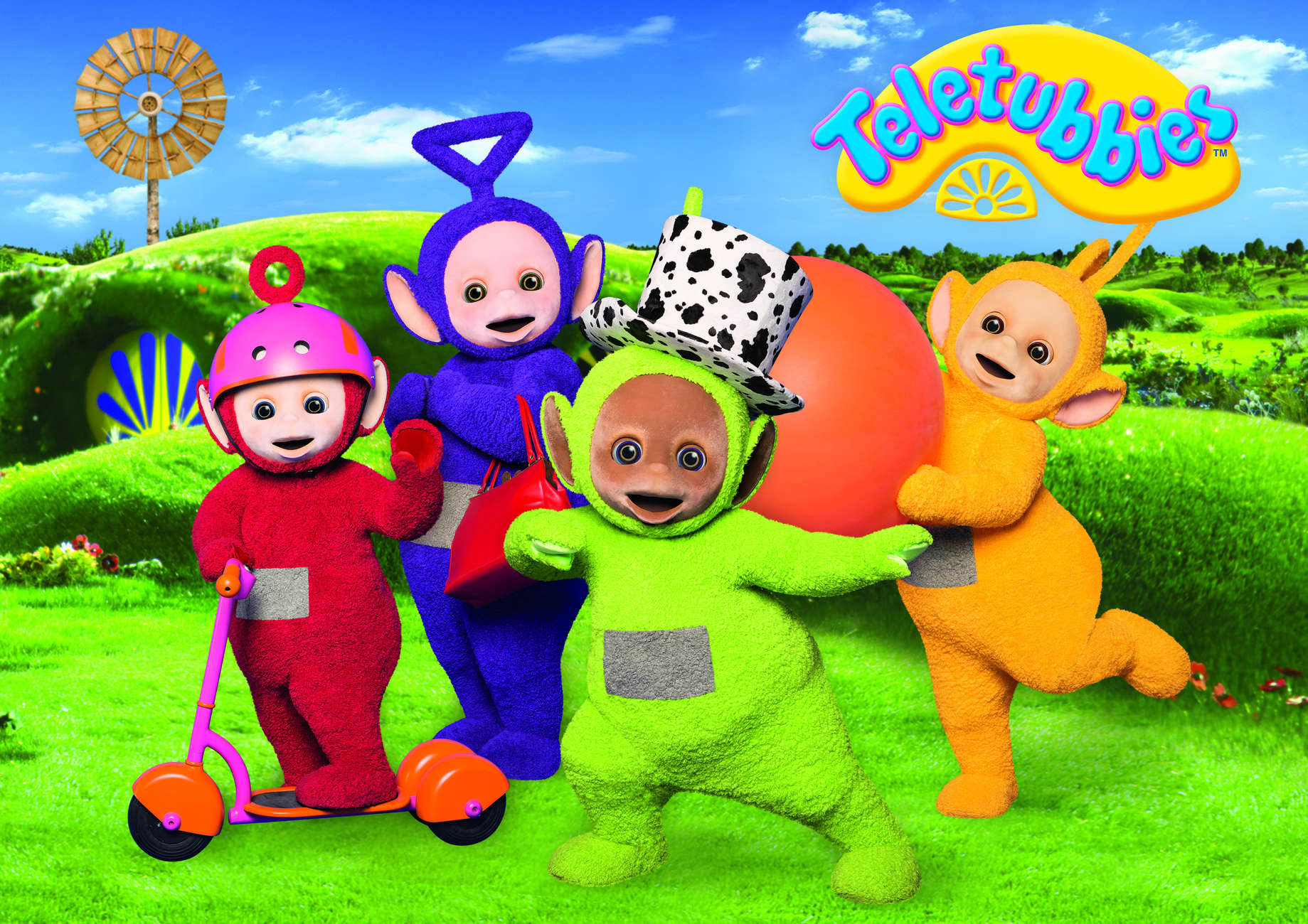 teletubbies new series
