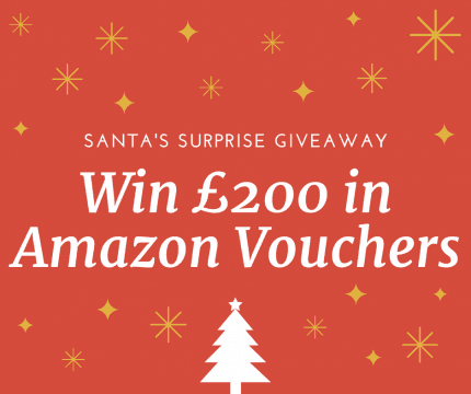 win £200 in amazon vouchers