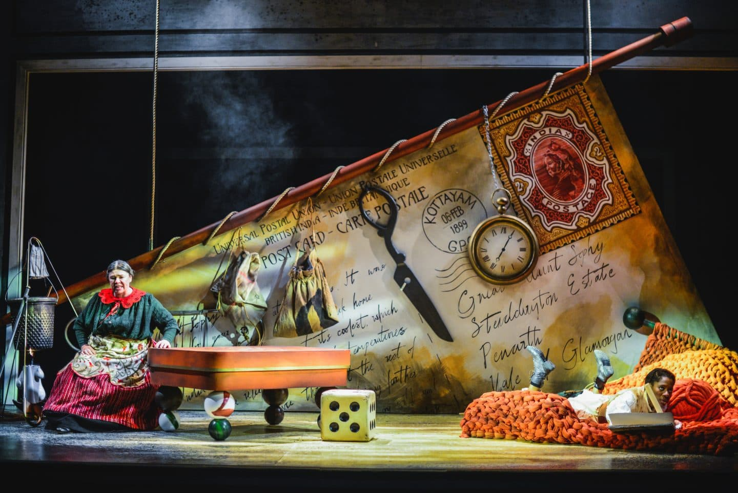 The Borrowers Review – Sherman Theatre, Cardiff