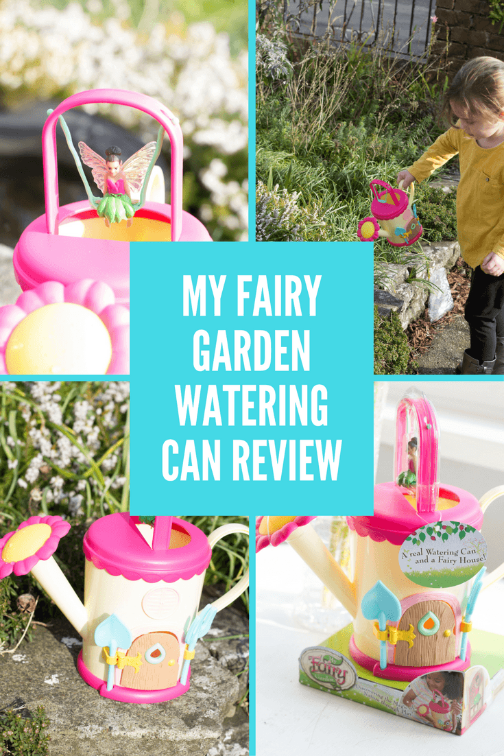 my fairy garden watering can review