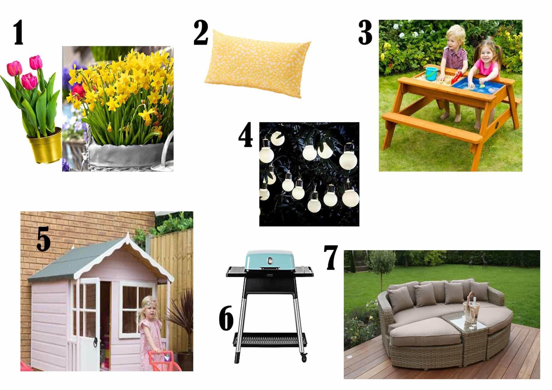 Family Garden Inspiration For Spring