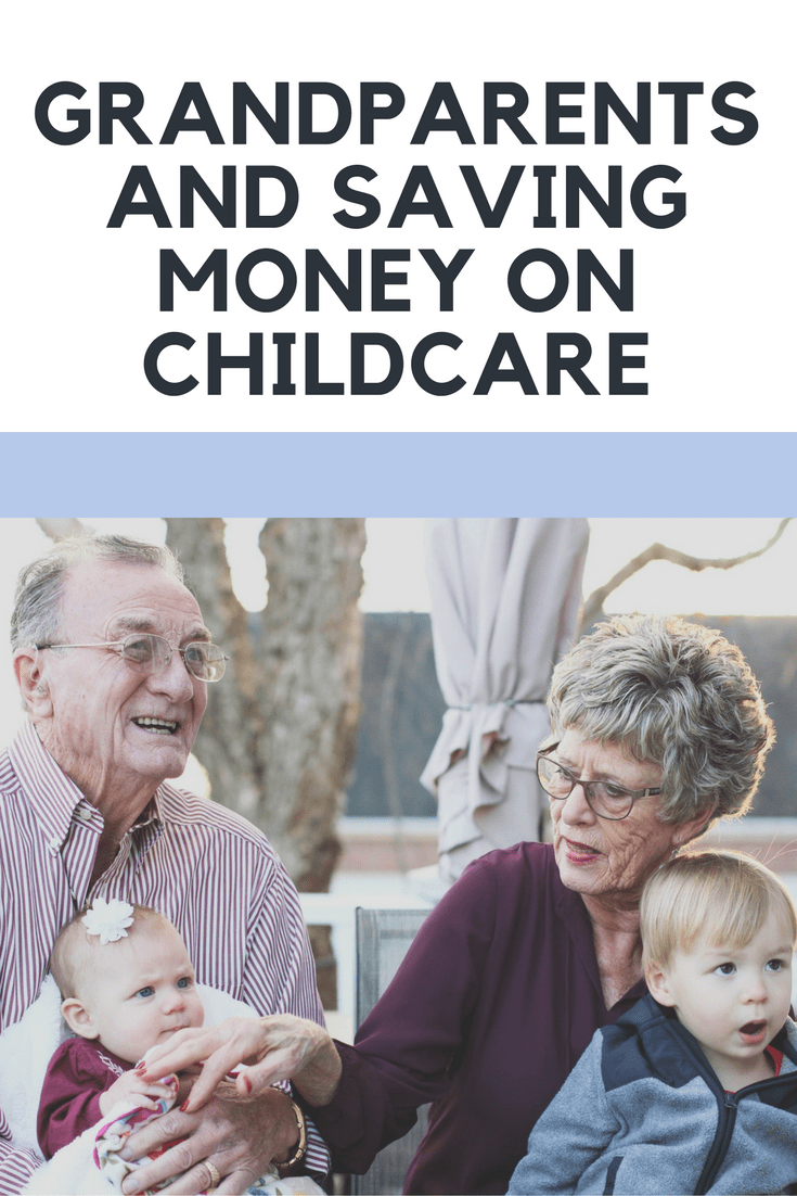 grandparents helping with childcare costs