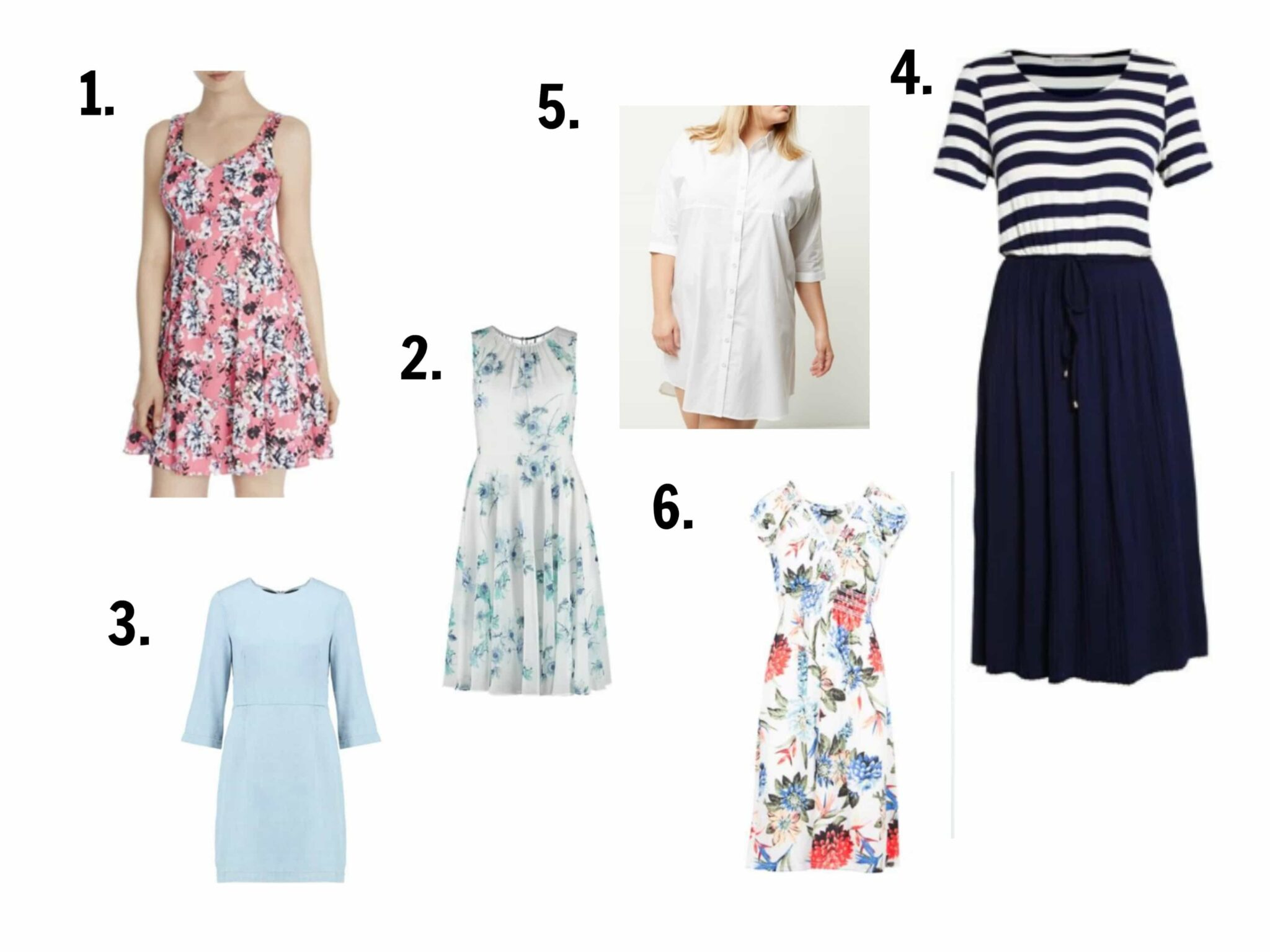 day dresses for spring summer 2017