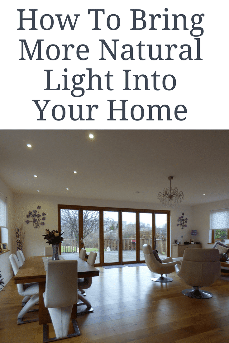 How To Bring More Natural Light Into Your Home We Made