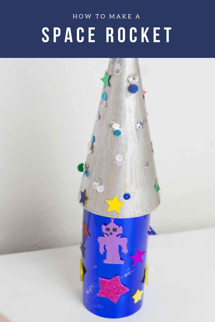 How to make a space rocket