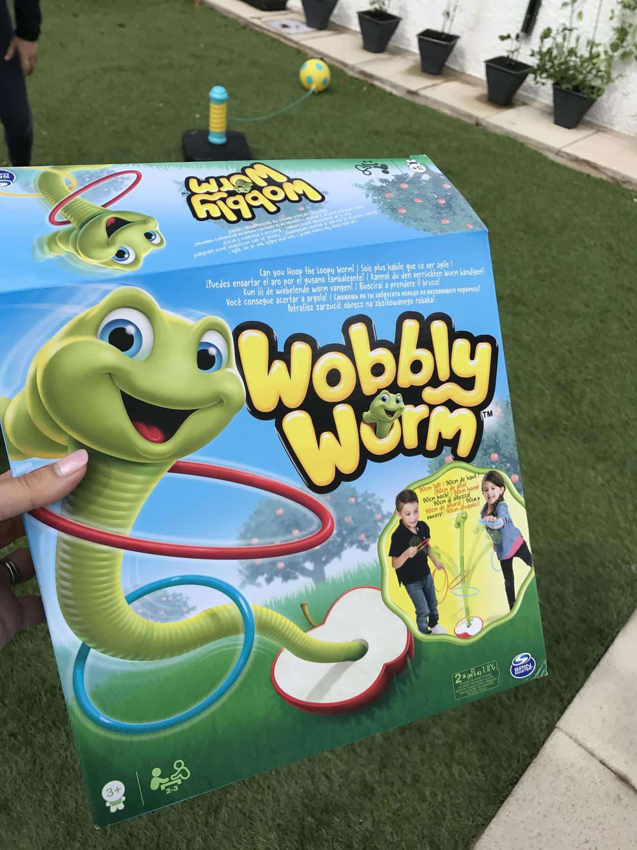 Fun Children s Games Wobbly Worm Review We Made This Life