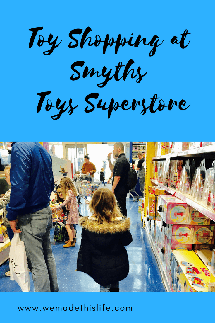 Toy Shopping at Smyths Toys Superstore