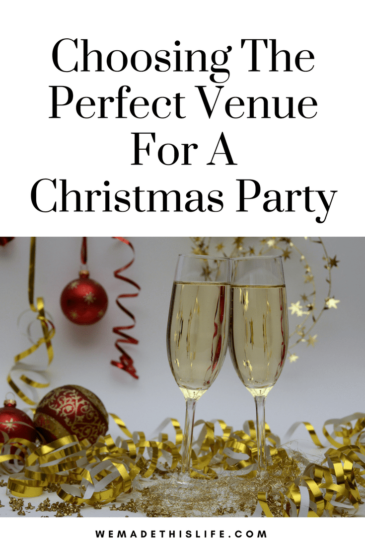 Choosing The Perfect Venue For A Christmas Party