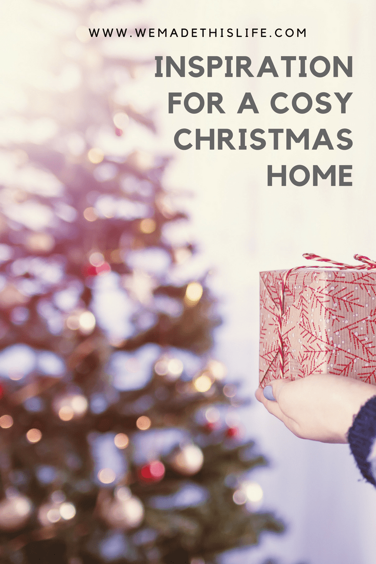 Inspiration for a cosy christmas home