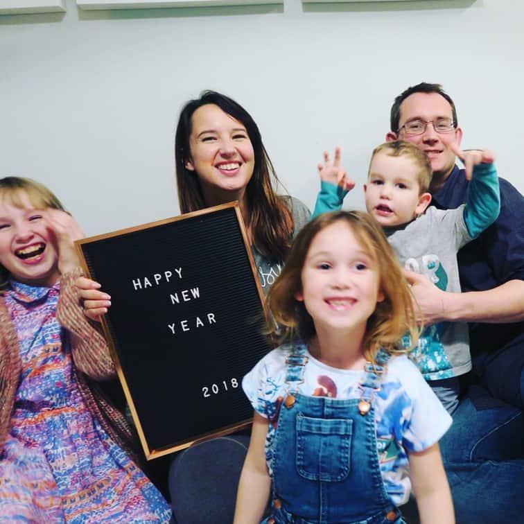 family photo january 2018